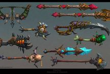 Guns and Weapons / Guns and weapons design !