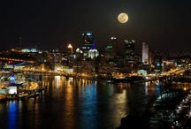hometown Pittsburgh / by Carole Minery Lauderbaugh