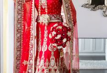 Indian Lengha Bridal