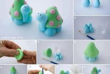 foam clay schildkröte 1