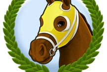 Champions of the Track / Champion of the Track is a 5-reel, 30-line horseracing inspired video slot; packed with interwoven features that offer the casual player exciting game-play and significant winnings.