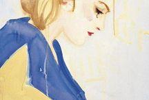 Year 11 T3 Elizabeth Peyton / artists