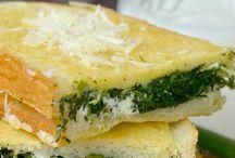 food . panini / by Stephanie Shifflett
