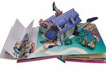 Inspiring pop-up books / Illustrators: Robert Sabuda and Matthew Reinhart