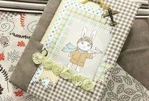 My workshop / Baby memory book