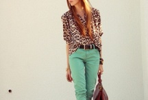 In love with leopard print