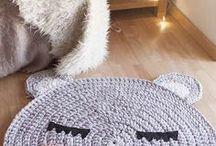 alfombras y mantas