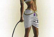Egípcios Artes