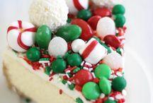 Christmas food and sweets