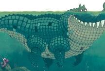 Character Design - Crocodile