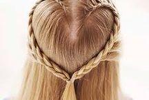 Cute hair dos! / by Sarah Telgenhof