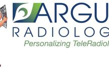 Argus Radiology | Personalizing TeleRadiology Graphics / Photos and graphics utilized by Argus Radiology.