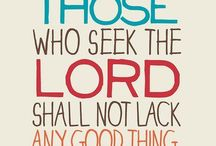 My Lord and Savior
