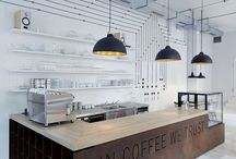 Caffeine / Cafe fit out