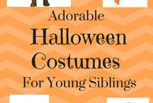 Halloween 2017 / Children's costumes, crafts, activities, books and games for Halloween