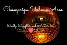Valentine's Day / A collection of Valentine's Day happenings in Champaign-Urbana.