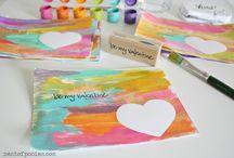 Valentines / by Jen- OrganizedDesign