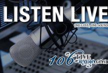 Caribbean and American Radio (LIVE) / Listen live all day to your new Caribbean and American radio or on the go. www.106liveradio.com Find us on Tunein 106 Live Radio Listen to us on your mobile, tablet and desktop....