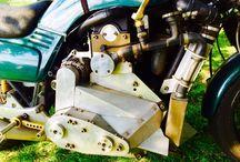 Dieselmotorradzeugs