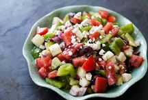 eat - salad / Vegetarian salads