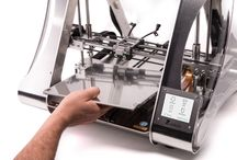 ZMorph VX / ZMorph VX is the most versatile and the most practical multitool 3D printer that you can put on a desk.