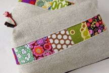 pouch bag patchwork