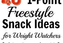 Weight watchers snack items