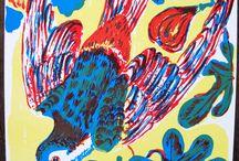 Art Projects: Printmaking