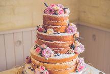 Andy wedding cake