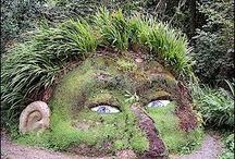 Tuinidee - Garden ideas