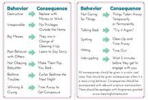 Child discipline / reward ideas