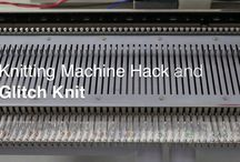 machine knitting: hacks_technology_sofware_knits  / by Alessandrina