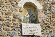 Ιερά Μονή Άγιου Νικόλαου Καλτεζών