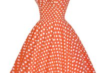 Vintage Retro Party Dresses / Throwback to those amazing 50's and 60's party days!