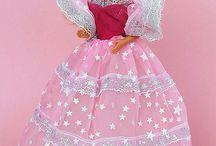 Barbie della mia infanzia