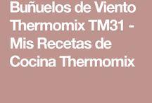 buñuelos thermomix