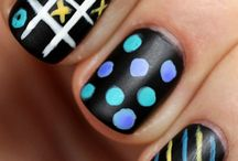 Nail art / by Becky Wohlhueter