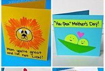 Anneler günü elişi