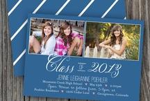 graduation invitation / by Sarah Byers