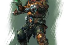Masters of the Universe art