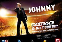 Musique, Johnny, stade de France, 2012