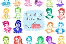 Youtubers ❤️