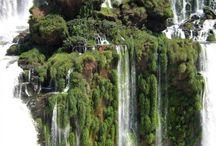Ríos, lagos y cascadas