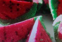 Finomságok sütés nélküli