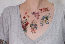 Tattoos / by Tiffany And