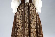 16th Century Clothing / För lajv