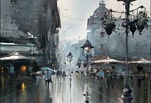 Dusan Djkaric / Serbian Artist from Belgrade