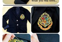 Harry Potter / I love Harry Potter! Everything about it!