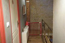 Le couloir // the corridor