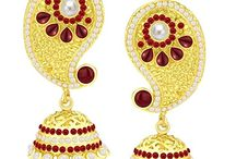 Amazing Party Wear Indian Bollywood Jhumki Earring Jhumkas